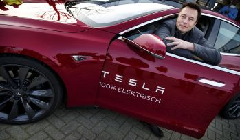 NETHERLANDS-BUSINESS-AUTO-TESLA