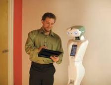 female telepresence robot