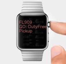 duty free pickup