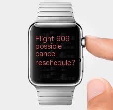 flight 909 possible cancel